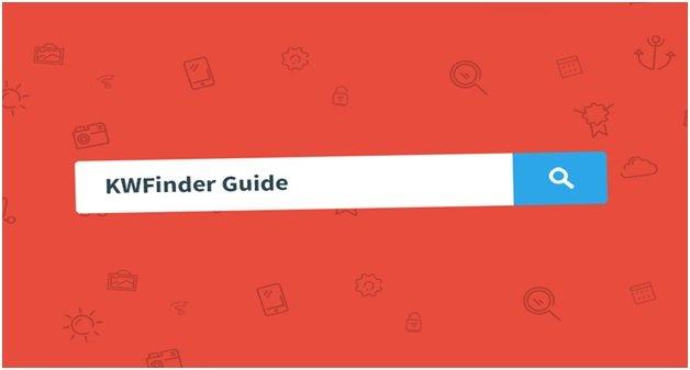 Kwfinder homepage
